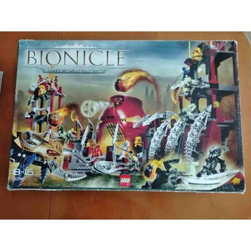 LEGO Bionicle  8759 - Battle of Metru Nui