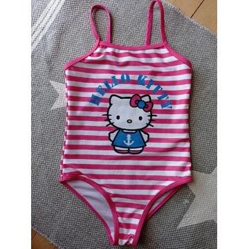 Strój kąpielowy Hello Kitty roz.128