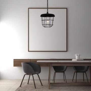 Oryginalna Lampa Industrialna Prawdziwa