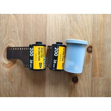 Kodak Colorplus 200 / 36 Film