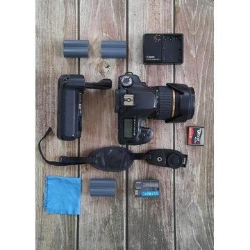 Canon 40D + Tamron 17-50 mm f2.8 + dodatki !!!