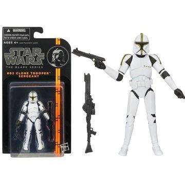 Figurka STAR WARS Clone Trooper Sergeant