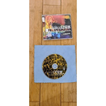 Sheryl Crow Friends - Live  CD Unikat