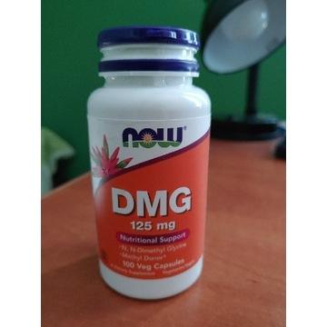 Now Foods DMG 125 mg 100 kaps B15 kwas PANGAMOWY