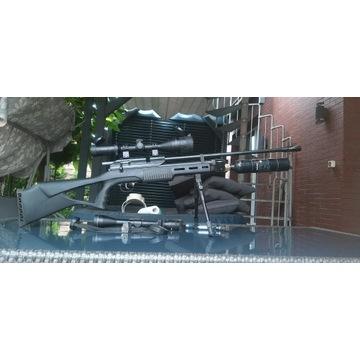 Karabinek Beeman QB 78 CO2 10 strzałowy + dodatki