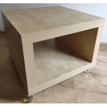 Ikea Lack na kółkach