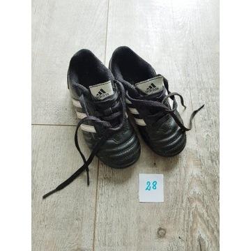 Buty firmy Adidas rozmiar 28 używane.