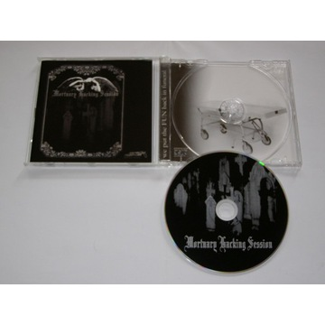 Mortuary Hacking Session - Delightful Carvings CD