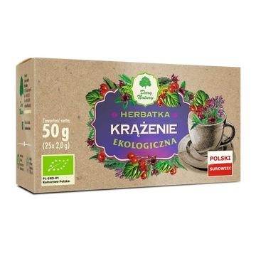 Herbata Krążenie,  Dary Natury