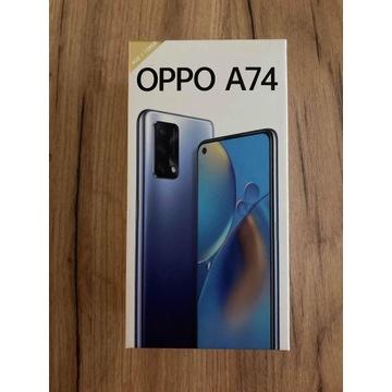 Telefon OPPO A74 4GB/128 GB GWARANCJA