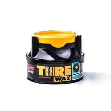 Soft 99 Tire Black Wax -wosk do opon!