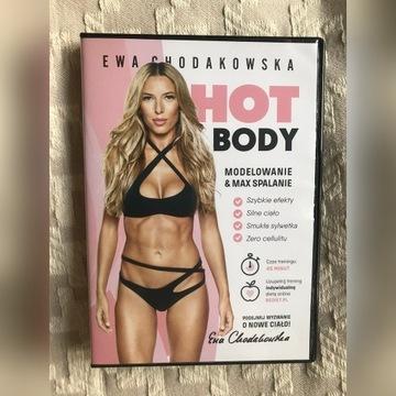 Hot body Modelowanie plus spalanie Ewa Chodakowska