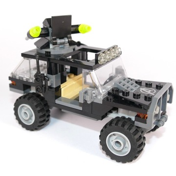 LEGO Super Heroes Jeep Avengers 76030
