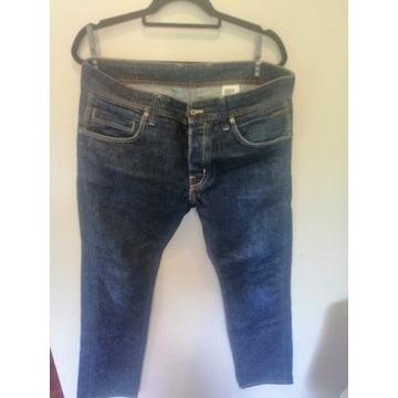 Spodnie męskie Jeans H&M