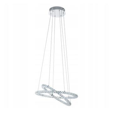Lampa wisząca żyrandol VARRAZO 31667 - Eglo