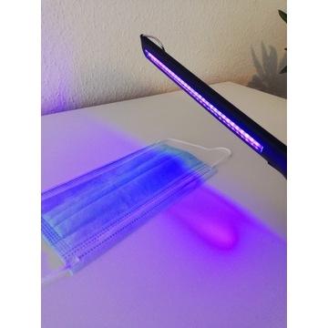 Sterylizator LED UV dezynfekcja, akumulator, lampa