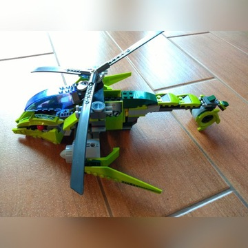 LEGO Ninjago 9443 Chrzęstokopter, niższa cena