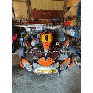 Karting CRG Vortex SuperRok Rok GP MYCHRON4
