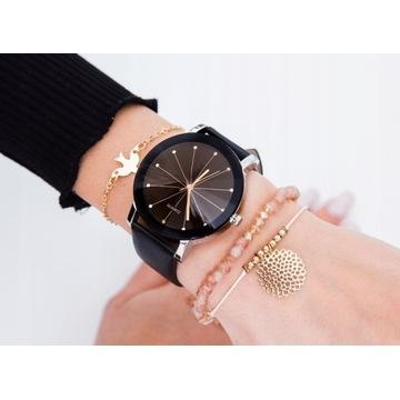 Wyjątkowy zegarek damski Licytacja
