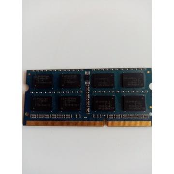 Pamięć RAM SODIMM DDR3 4GB
