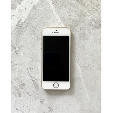 IPhone 5s Gold 16GB Jak Nowy