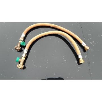 Wąż gazowy Truma duocontrol G12 450mm bardzo dobry