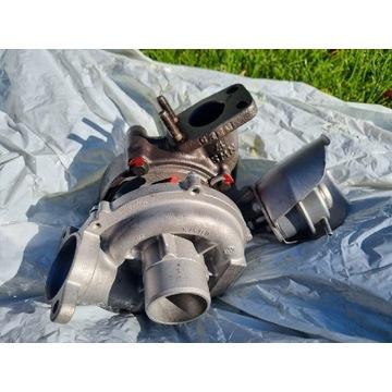 Turbosprężarka 1.6HDI 109KM z Citroena 9HZ