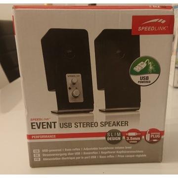 Głośniki SpeedLink Event SL 8005 SBK  2.0 , 1,2W
