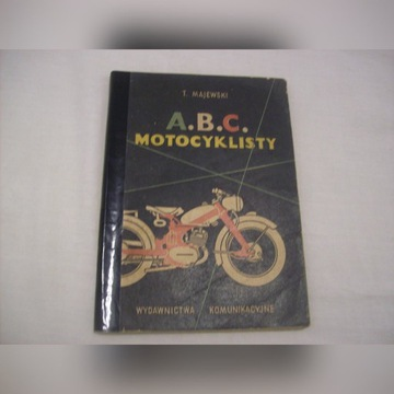 ABC  Motocyklisty Majewski