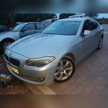 BMW F10 MASKA ZDERZAK PAS CHŁODNICE BŁOTNIK 354