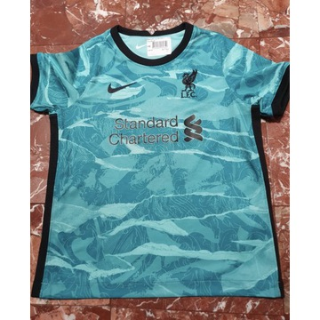 Koszulka piłkarska dziecięca Liverpool FC 6-7 lat