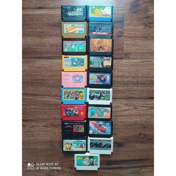 Famicom Pegasus Nintendo Mario Pac Land Bomberman