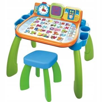 Vtech 80-154604 - 3-w-1 Magiczne biurko