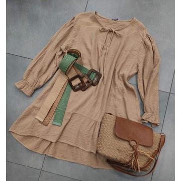 Włoska bluzka/tunika onesize