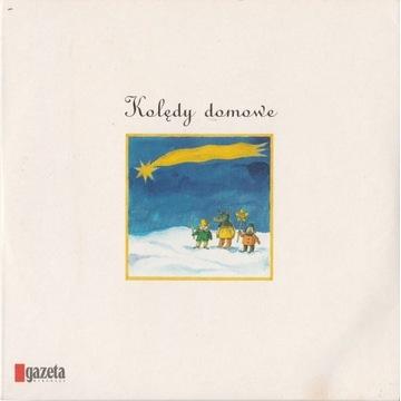 Kolędy domowe - płyta CD