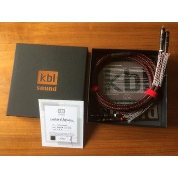 Interkonekt KBL Sound Red Eye Ultimate 1,5 M