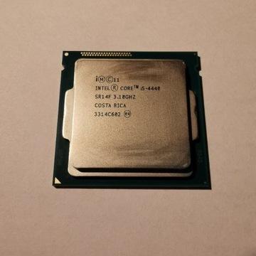 Intel Core i5-4440 4 x 3,1 GHz   (SR14F)