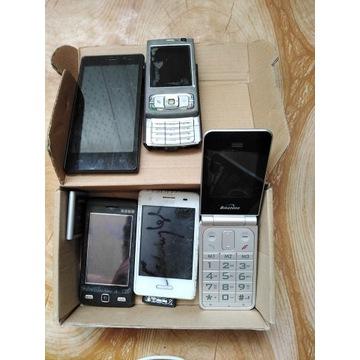 Pakiet uszkodzonych telefonow