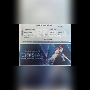 Cirque du Soleil: Crystal - super miejsca !!