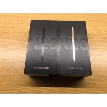 Samsung Note 20 Ultra 5G 12GB RAM/256GB NOWY-PLAY