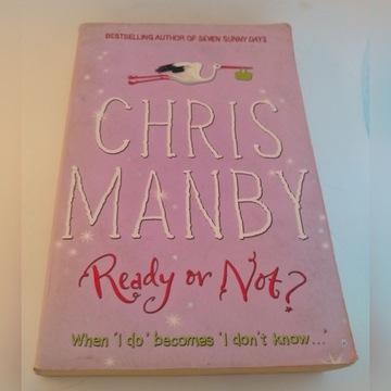 Ready or Not, Manby, książka po angielsku