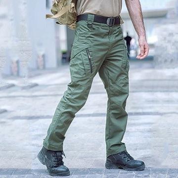 Spodnie wojskowe combat taktyczne
