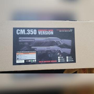 Strzelba Metalowa CM.350