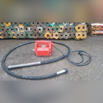 Wibrator do betonu, Buława 40 mm przewód 3 m.