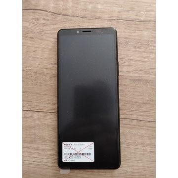 Nowy Sony Xperia 10 III CZARNY Smartphone