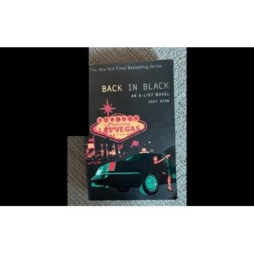 Back in Black - Zoey Dean