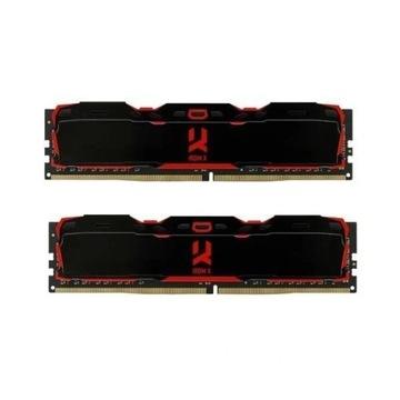 GoodRam 16GB (2x8GB) DDR4 2666MHz CL16