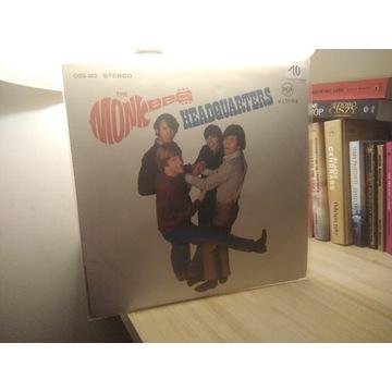 The Monkeey's Headquarters winyl LP 1st press USA