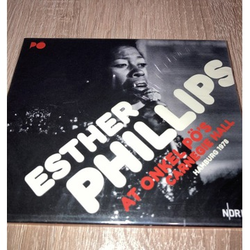 Ester Phillips-At Oknkel Po's Carnegie Hall