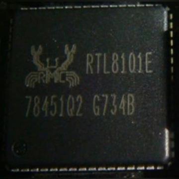 Nowy Układ Chip Realtek RTL8101E